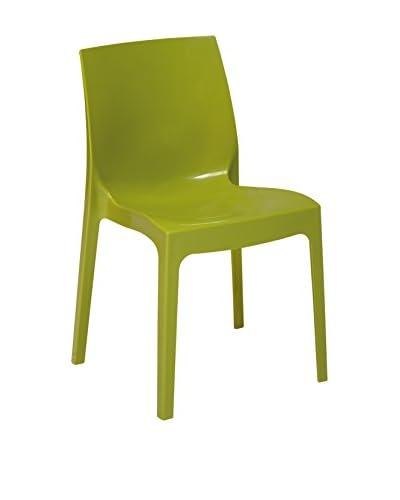 Mavilop stoel Cat groen