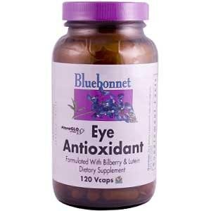 Bluebonnet Nutrition, Eye Antioxidant, 120 Vcaps front-957316