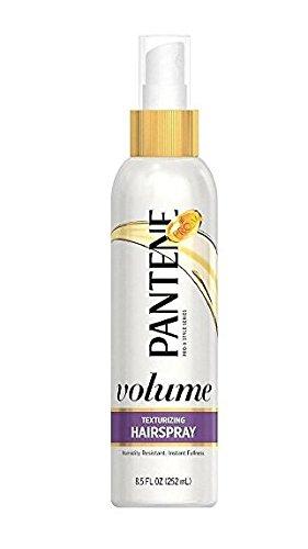 Pantene Pro V Fine Hair Volume Touchable Non Aerosol Hairspray, 8.5 oz