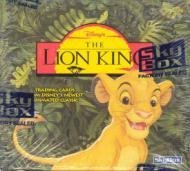 Disneys The Lion King Trading Cards Factory Sealed Box 36 Packs (Trading Card Box Sealed compare prices)