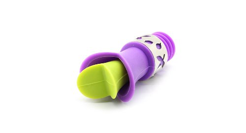 Lily Soft Rubber Wine Bottle Stoppers - (Premium Quality)