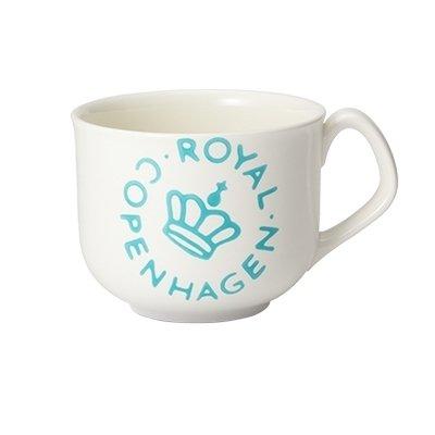 ロイヤルコペンハーゲン ニューシグネチャー スープカップ ブルー  480ml