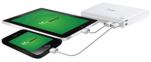 Lifecharge JUMBO 22400mAh Power Bank