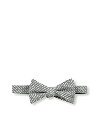 Cotton Treats Men's Harris Hyphens/Dots Regular Bow Tie (Reversible)
