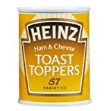 Heinz Ham & Cheese Toast Toppers 128G