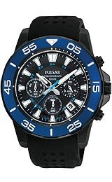 Pulsar 3-Hand Chronograph with Date Men's watch #PT3141