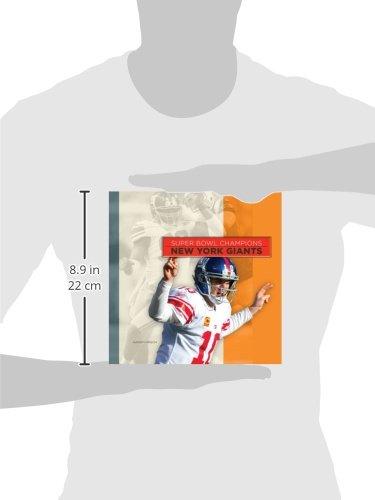 Super Bowl Champions: New York Giants (Super Bowl Champions (Paperback))