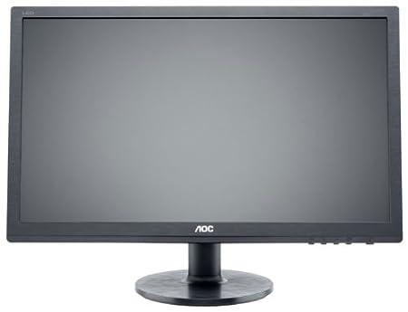"""AOC E2360SDA Ecran PC LED 23"""" (58,42 cm) 1920 x 1080 5 ms VGA/DVI Noir"""