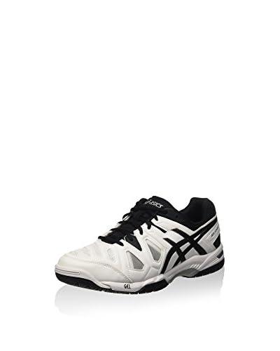 Asics Sneaker [Bianco/Nero/Argento]