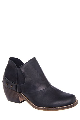Faith Low Heel Bootie