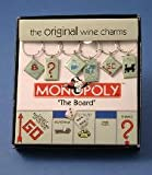 Monopoly Wine Charms