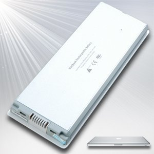 EPC Apple 13 Macbook New Replacement Rechargeable Battery A1185 Ma561 Ma561fe/a Ma561g/a Ma561j/a Ma561ll/a Waxen 60wh, 10.8v