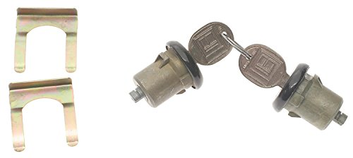 ACDelco D571A Professional Door Lock Cylinder with Key (1967 Chevelle Parts compare prices)