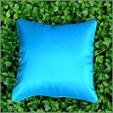 Cushion Casa Cushion Covers (Blue) - B00NMBUZPY