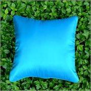 Cushion Casa Cushion Covers (Blue) - B00NMBUZPY