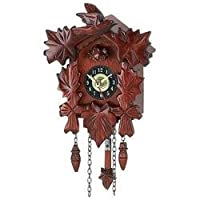 KasselTM Small Cuckoo Clock by Kassel