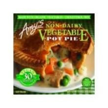 Amy's Vegetable Pot Pie, Dairy-Free, Organic, 7.5-Ounce Boxes (Pack of 12) (Pot Pie Sauce compare prices)