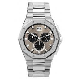 Michel Herbelin Odyssee Men's Chronograph silver/black 36631/B27