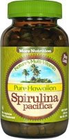 Nutrex - Natural Spirulina, 500 mg, 400 tablets