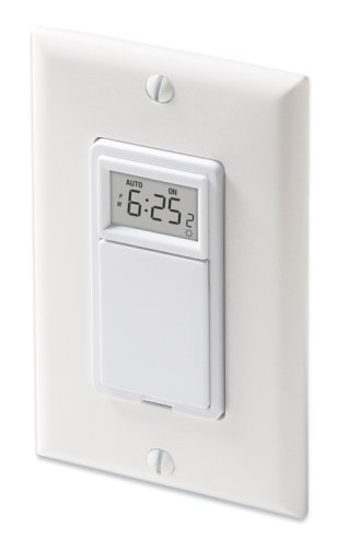 Aube by Honeywell TI035/U Solar Time Table,  Programmable Timer Switch, White