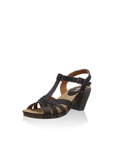 ART Sandalo Con Tacco [Bianco]
