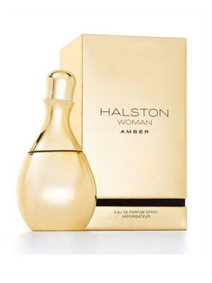 Halston Woman Amber per Donne di Halston - 100 ml Eau de Parfum Spray