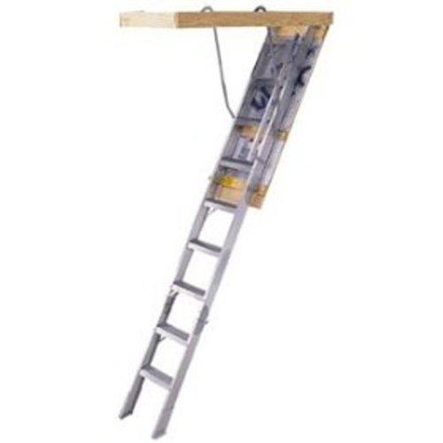 Save Huge On Aluminum Attic Ladder Louisville Ladder