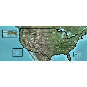 Garmin TOPO! 2004 Full Coverage U.S. Map microSD Card
