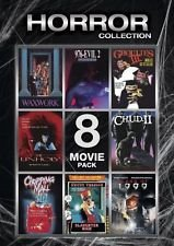 Horror Collection (Waxwork, 976-EVIL 2 Ghoulies III, The Unholy, C.H.U.D. II Chopping Mall, Slaughter High, Class of 1999) (Waxwork Ii compare prices)