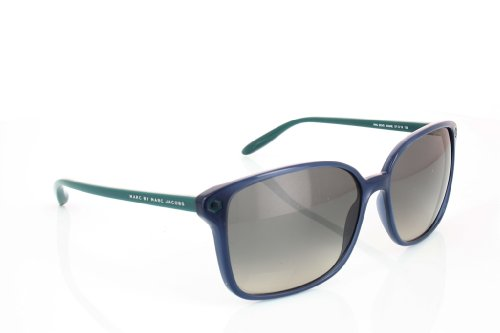 Marc Jacobs Womens Mmj203 Blue - Grey Organic Sunglasses Lenses 57 Mm
