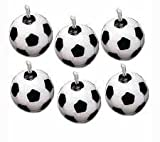 Wilton Soccer Ball Candles