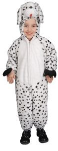 Brave Little Dalmatian Toddler Costume Size 4T