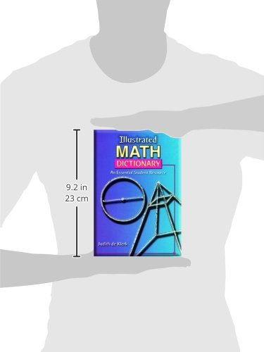 Illustrated Math Dictionary: An Essential Student Resource