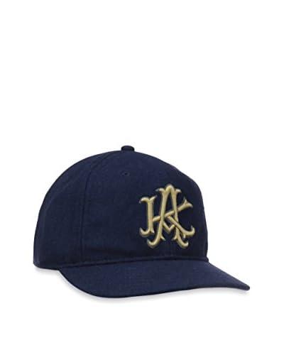 A. KURTZ Men's Cru Baseball Cap, Navy