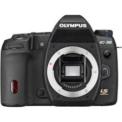 Olympus E-30 (with 14-42mm Lens)
