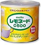 名糖 レモネードC 粉末飲料 720g[約40杯分] 3個