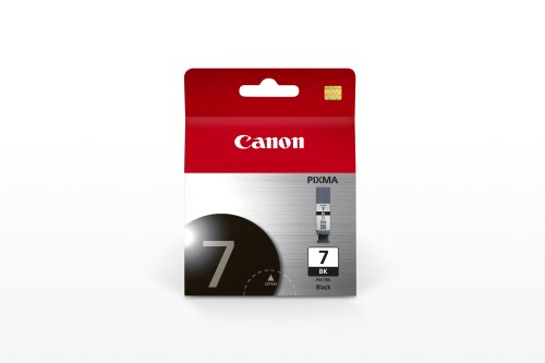 Canon PGI-7 BK Black Ink Tank