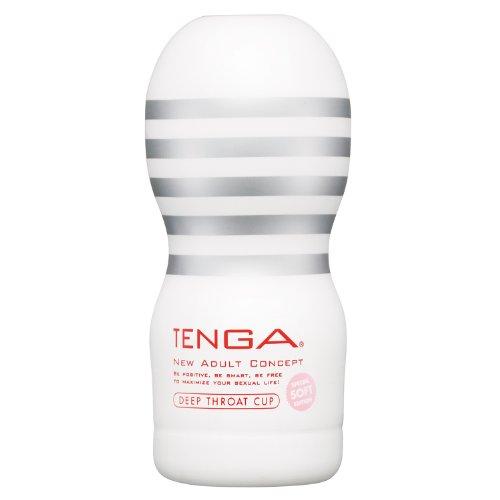TENGA ディープスロート・カップ スペシャル ソフト エディション <DEEP THROAT CUP(SOFT)> 【Vacuum Controller対応】