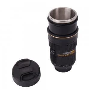 01 multi functional 24 70mm nikon lens shaped Nikon camera lens coffee mug