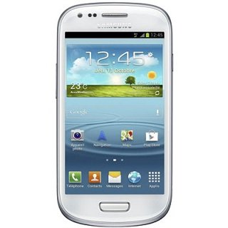 Samsung Galaxy S3 Mini G730A Unlocked Cellphone, Blue (Blue Samsung Galaxy S3 compare prices)