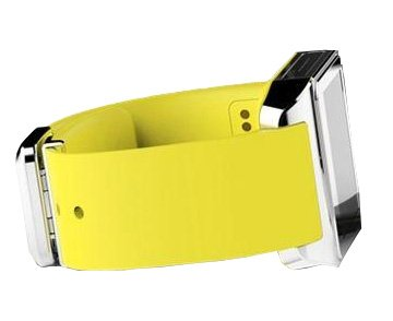 Inwatch Z Android Smart Watch Bluetooth Synchronous Dialing Watch Mobile Phone (Yellow)