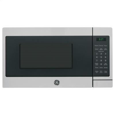 GE Stainless Steel Countertop Microwave Oven (Ge Small Oven compare prices)