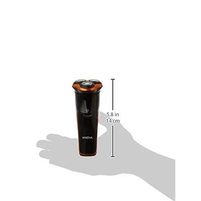 Nova 4D GYO Flex Shaver for Men (Black)
