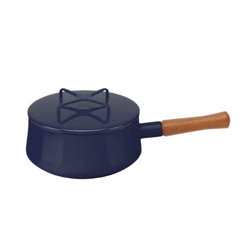 Dansk Kobenstyle Midnight Blue Saucepan, 2-Quart