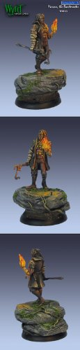 Marcus The Beastmaster Arcanists Malifaux - 1