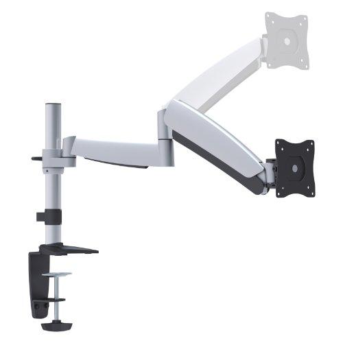 Brateck® PROFESSIONAL Tischhalter Tischhalterung Ständer für TV / Monitor / Birdschirm, VESA 75x75, 100x100 für EIZO FORIS FX2431 FLEXSCAN SX2762W CG243W LG 27EA83 NEC MULTISYNC P241W MULTISYNC PA241W MULTISYNC PA271W SAMSUNG SYNCMASTER S27A850D SYNCMASTER S27B970D VIEWSONIC VP2770-LED AOC d2757Ph Apple MC914ZM/B Asus PB278Q PB248Q VG278HE BenQ XL2420T Dell U2713HM U2913WM U2410 U2413 U2713H Eizo EV2736WFS-BK Iiyama G2773HS-GB1 LG 29EA93-P Philips 273P3LPHES/00 Samsung S27C750P