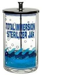 WMU Manicure Implement Disinfectant Jar - 41 oz Each
