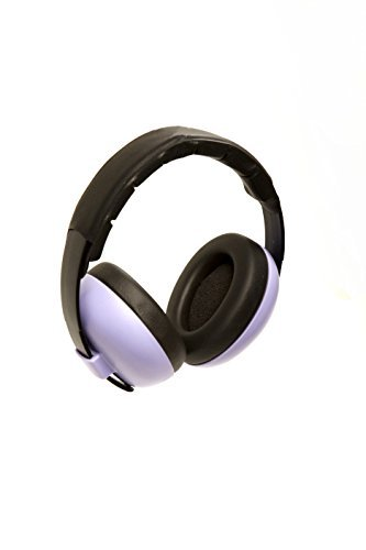 Baby Banz earBanZ Infant Hearing Protection, Purple, 0-2 YEARS Size: 0-2 Year Color: Purple Model: EMBPU (Newborn, Child, Infant) promo code 2016