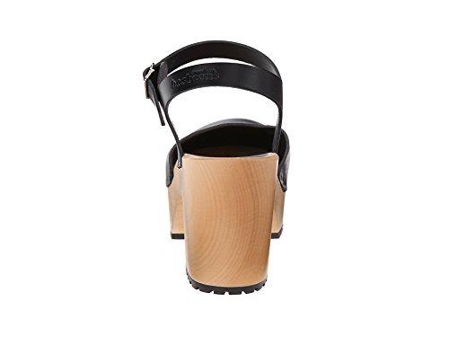 Swedish Hasbeens Women's Krillan Heeled Sandal, Nature, 37 EU/7 M US