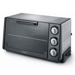 Delonghi Eo2060 6-Slice Stainless Toaster Oven Broiler